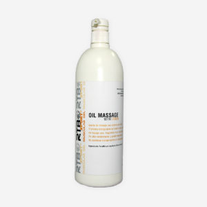 Massage Oil with lemon - RTB Cosmetics